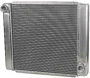 Jegs 51962 Dragster roadster Style Racing Radiator