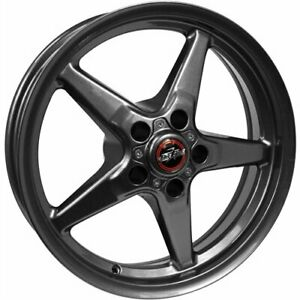 Race Star Wheels 92 510254g 92 Series Drag Star Wheel Size 15 X 10 Bolt Circle