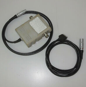 Rohde Schwarz Nrt z44 Directional Power Sensor 1081 1309 02 Interface Cable