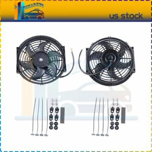 10 Inch Electric Radiator Cooling Fan For 1999 2014 Volkswagen Beetle Golf City