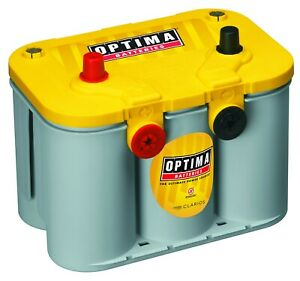 Optima Batteries 8014 045 Group D34 78 Yellowtop Dual Purpose Battery