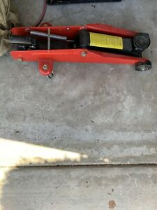 Floor Jack Hydrolic Craftsman Cm 2 5 Ton Low Profile Heavy Duty Model 50165