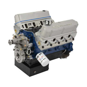 460 Bbf Crate Engine W Front Sump Ford M 6007 Z460fft 575 Hp