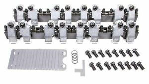 Sbc Shaft Rocker Arm Kit 1 5 1 5 Ratio T And D Machine 2301 150 150 With Sprin