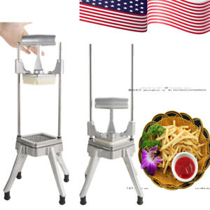 Kitchen Commercial Vegetable Fruit Dicer Onion Tomato Slicer Chopper Cutters Usa