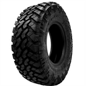 Nitto 205980 Trail Grappler Mud Terrain Light Truck Tire 40x13 50r17 Load Index