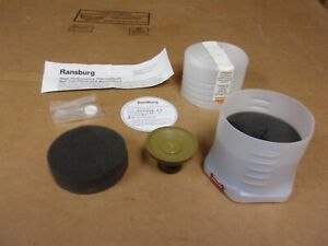 Ransburg Aer4016 03 High Pressure Thermoplastic Bell Cup