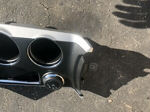 Center Console Cover Fits Ford Explorer 787310