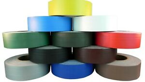 Gaffers Audio Stage Tapes 2 X 60yd residue Free 1 Roll By Alltapesdepot