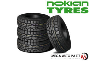 4 Nokian Rotiiva At 215 65r16 102t Xl All Terrain All Season Truck Suv Cuv Tires
