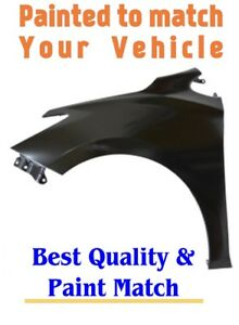 New Pre Painted Driver Lh Fender For 2016 2019 Chevy Cruze W Free Touchup