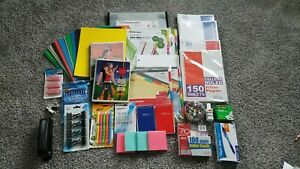 School Office Teacher Supply Lot New Back To School