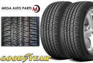 2 Goodyear Eagle Rs a Rsa 255 45r19 100v All Season Traction Performance Tires