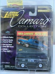 Johnny Lightning Camaro Collection 1968 Camaro Rs ss 396