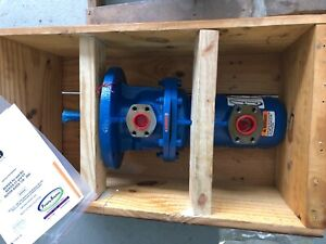 Imo H6uvc 156 Screw Pump Hydraulic 3064 180 Series 6u New