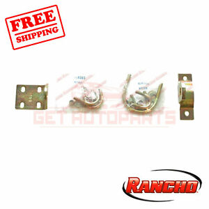 Rancho Steering Stabilizer Bracket For 1960 1964 Ford F 250