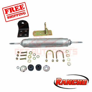 Rancho Steering Stabilizer For 1980 1997 Ford F 350
