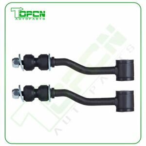 For 1991 2000 2001 Jeep Cherokee Set Of 2 Sway Bar End Link Steering Parts K3174
