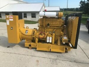 2000 Katolight 300 Kw Diesel Generator Open W 387 Hrs Great Cond