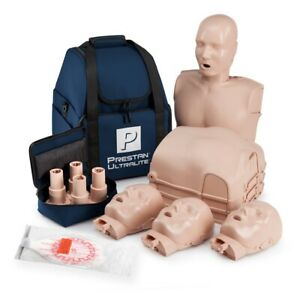 Prestan Ultralite Cpr Training Manikins 4 Ack