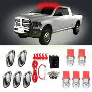 For 99 02 Dodge Ram 2500 1500 Roof Running Top Cab Marker Clearance Light