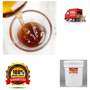 Restaurant 60 Lb Pure Honey 5 Gallon Pail Bakers Special Kosher Sweet Honeycomb