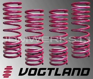 Vogtland German Made Lowering Springs 1 75 Fiat 124 Spider Pininfarina 66 1983