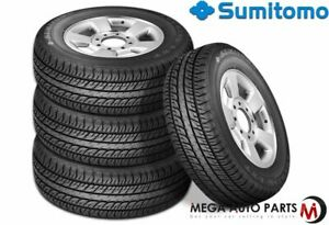 4 Sumitomo Touring Lx T H V 235 60 17 102t Tires