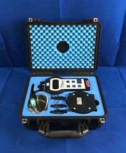 Orbitec Oxy Integral Oxygen Analyser Hard Case