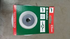 Metabo 4 1 2 Angle Grinder Backer Pad 6 23283 Brand New