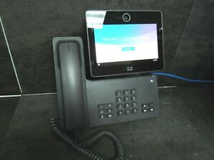 Cisco Dx650 Voip Phone Cp dx650 k9 Touchscreen
