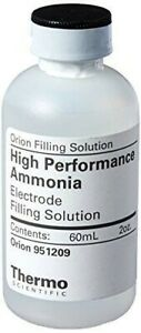 Orion Filling Solution For Ammonia High Performance Ion Selective Electrode 60ml