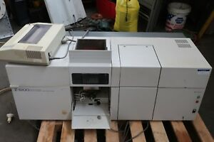 Hitachi 8100 Zeeman Atomic Absorption Spectrophotometer With Printer Used
