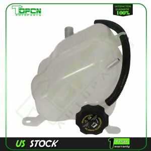 Premium New Radiator Coolant Overflow Tank Fits Chevrolet Equinox 2009 06