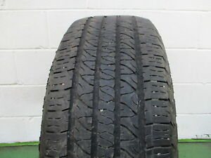 Used P265 50r20 107 T 7 32nds Goodyear Fortera Hl