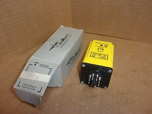 Time Mark 3 Phase Power Monitor A258b New