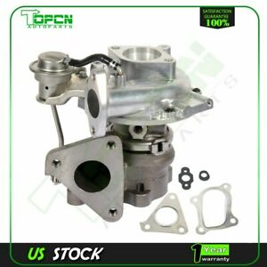 High Qualitiy Turbocharger Turbo For 2002 Nissan Navara 2 5l 133hp 14411 vk500