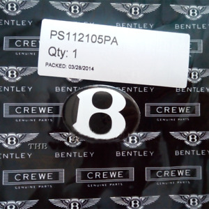 Bentley Arnage T Badge Emblem Ps112105pa