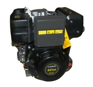 Loncin Diesel Engine Single Cylinder 4 stroke Air Cooled Direct Injection
