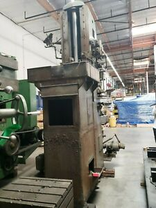 American Broach 10 Ton 54 Stroke hydraulic Vertical broaching Machine