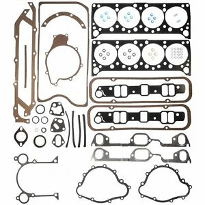 Clevite Mahle 953397 Engine Kit Gasket Set 1965 1971 Pontiac V8 326 350 389 400