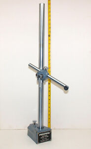 Rare 30 Tall Mahr Federal 2400 Precision Height Stand
