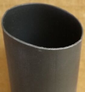 1 1 2 3 1 Adhesive Lined Heat Shrink Tubing 4ft piece Black