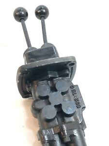 Hydreco Hydraulic Directional Valve 2 Spool Dual Action W boot free Shipping