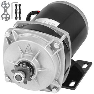 500w 24 V Dc Electric Motor F Bicycle Bike Scooter Byd4 10650z Gear Reduction