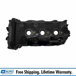 Rear Engine Valve Cover With Gasket For Chevrolet Gmc Buick Cadillac Saturn Suv