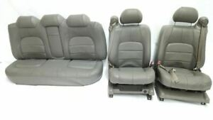 Full Set Of Leather Electric Seats Oem 04 05 Deville 2004 2005 04 05