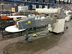 Excellent Bakery Equipment Bagel Former And Divider Machine Ksd 100 And Ksf 300s