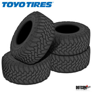 4 X New Toyo Open Country M t 33 12 5r20 119q Mud Terrain Tire