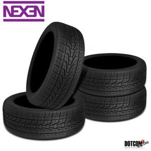 4 X New Nexen Roadian Hp 255 60r17 106v All Terrain Tire